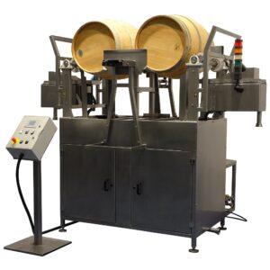 Automatic Plants - barrel washers